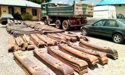 Court Remands 16 Railway Vandals For The Alleged Theft Of NRC Properties Worth N245M - autojosh