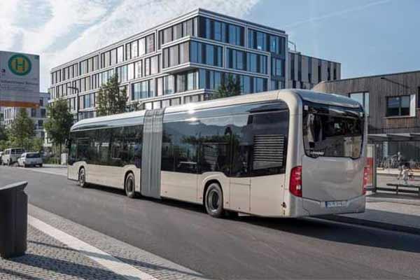 Swiss-based Company Orders 54 Mercedes-Benz eCitaro Electric Buses - autojosh