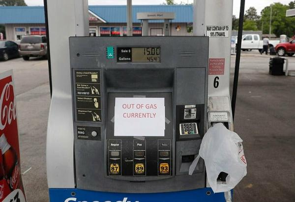 Americans Panic Buy Petrol Inside Nylon Bags And Kegs After Pipeline Was Hacked - autojosh