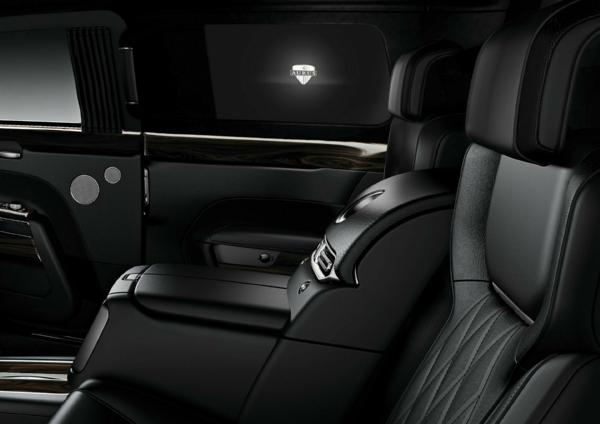 Drive Like Putin : AURUS Senat L700 Limousine Specs, Photos - autojosh