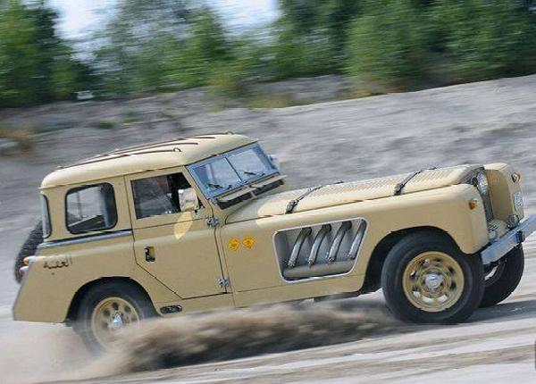 """This One-off Land Rover """"Bell Aurens Longnose"""" Is Still A Head-turner - autojosh"""