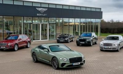 Bentley Celebrates Best Quarter Sales In 102-year History, Makes N29.8B - autojosh