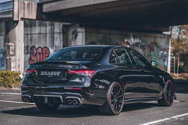 Brabus Turns The 2021 Mercedes-Benz E63s Into A 788Hp Beast Called Brabus 800