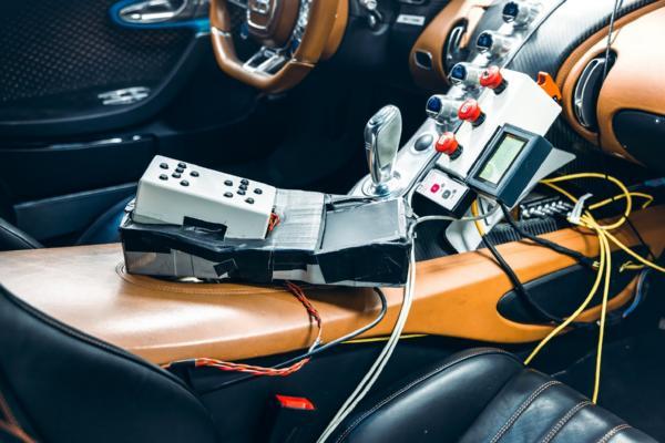 Bugatti Chiron Prototype 4-005 Retires After 8 Years, 46,000kms - autojosh
