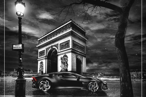 Production Version Of One-off $18M Bugatti La Voiture Noire To Debut On May 31st - autojosh