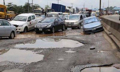 5 Car Parts That Can Be Damaged By Potholes And How To Drive Through Them - autojosh