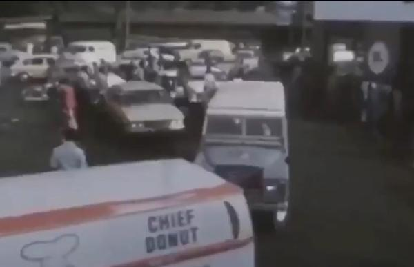 Fuel Scarcity In 1974, See Cars In Vogue In The 70s As Nigerians Queue Up To Buy Fuel - autojosh