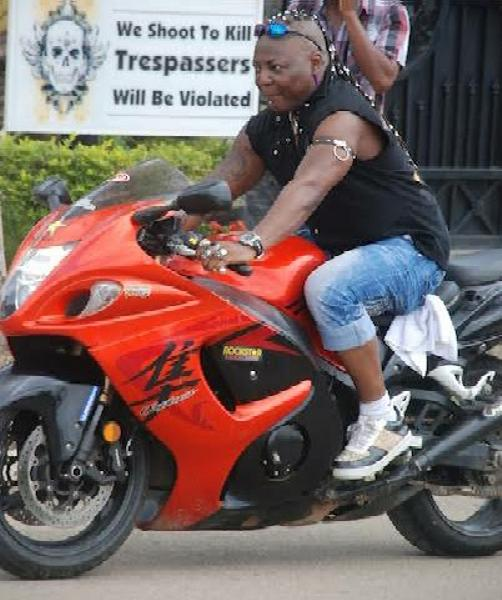 Charly Boy Sustains Facial Injury In Scooter Accident, Says He Rode Bikes For 50-yrs Without scratch - autojosh