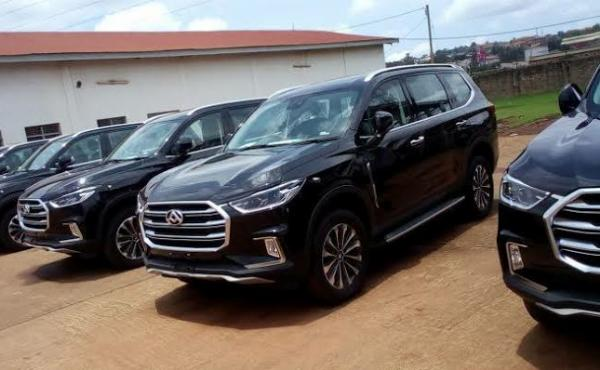 Check Out 70 Brand New SUVs Worth $5M That China Donated To Uganda - autojosh
