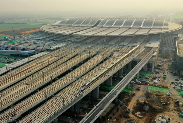 China Has 37,900km Of High-speed Railways, The World's Longest, Spain Is 2nd With 3,330km - autojosh