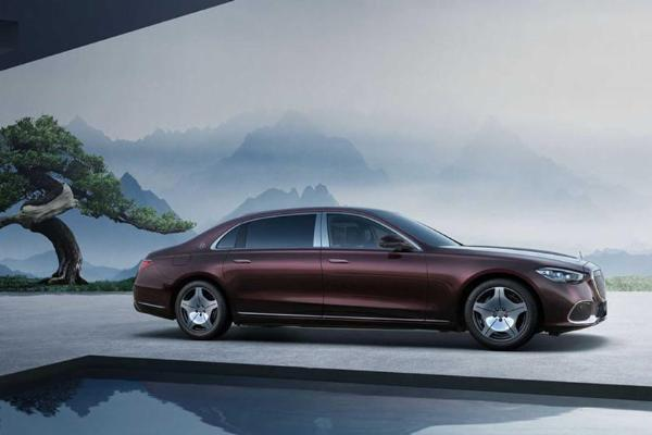 China Gets Special Mercedes-Maybach S480 With Less Power To Beat Heavy Tax - autojosh