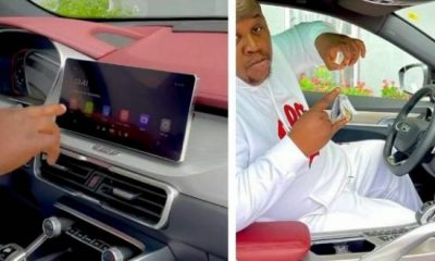 """4 Brand New Cars Since January"", Cubana Chief Priest Says, Flaunts Geely CoolRay Crossover - autojosh"
