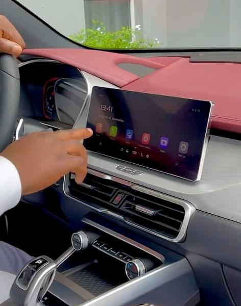 """""""4 Brand New Cars Since January"""", Cubana Chief Priest Says, Flaunts Geely CoolRay Crossover - autojosh"""