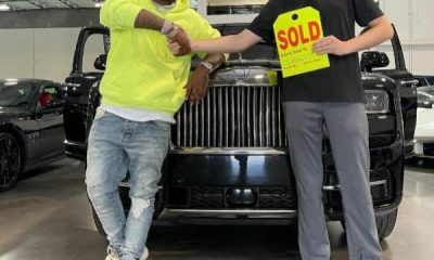 Drake's And Davido's RR Cullinan, Billionaire Okeowo's Incredible Car Collection, Here Are News In May You Have Missed - autojosh