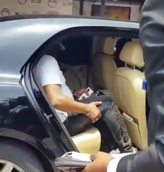 Dino Melaye Stylishly Flaunts His Incredible Car Collection While Boarding His Bentley Mulsanne - autojosh