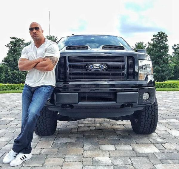How World's Highest Paid Actor, Dwayne Johnson 'The Rock', Spends His $400m, From Rolls-Royce, Pagani, Mansions - autojosh