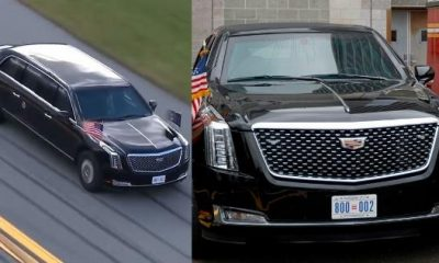 Joe Biden Wants To Electrify Presidential Limousine After Test Driving Ford F-150 Lightning EV Truck - autojosh