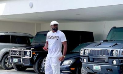 Jude Okoye Flaunts His Luxury Cars - autojosh