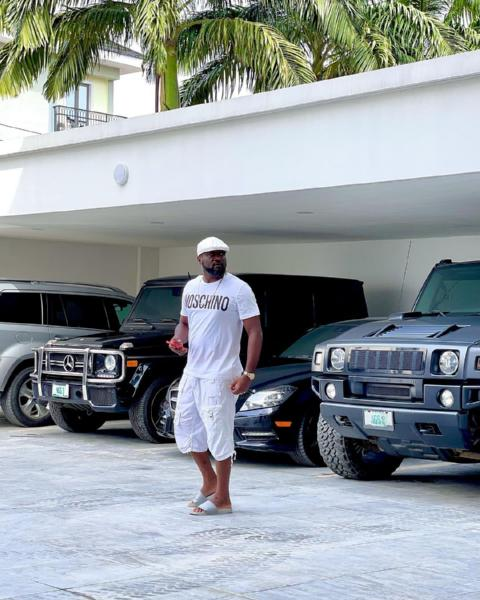 Jude Okoye Flaunts His Luxury Cars - autojosh