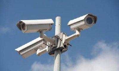 Big Brother Is Watching : Lagos Begins Installation Of 2,000 CCTV Cameras To Enhance Security - autojosh