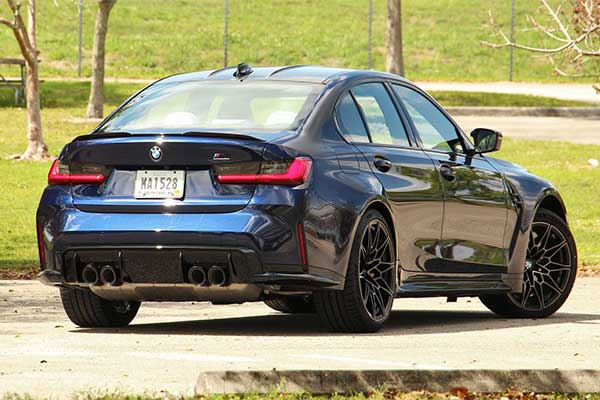 Rumor: BMW Plans An Even More Powerful M3 Called The Competition Sport