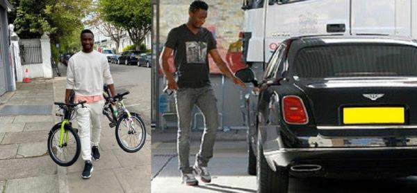 Chelsea Legend Mikel Obi Buys Two Bicycles For His Twin Daughters - autojosh