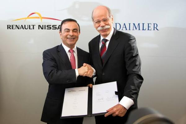 Nissan Generates $1.4 Billion After Selling Its Stakes At Daimler - autojosh