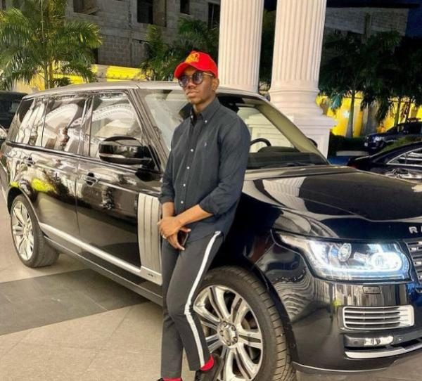 Billionaire Son Ibukun Okeowo Shows Off Dozens Of Cars In Dad's Collection, Including Rolls-Royces, Bentleys - autojosh