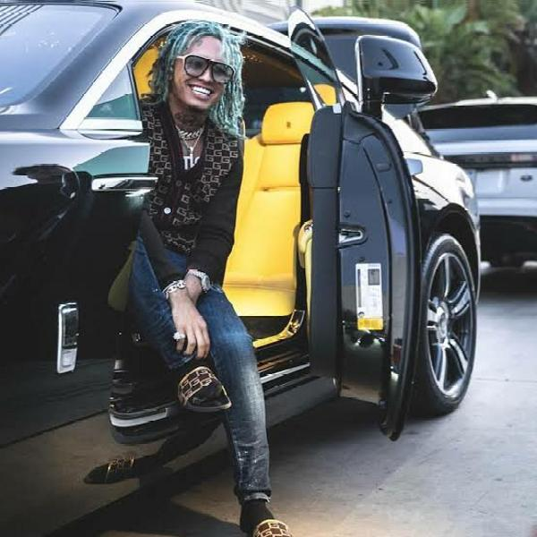 Rapper Lil Pump Vows To Shoot Vandal Who Damaged His 2 Rolls-Royces And Range Rover - autojosh