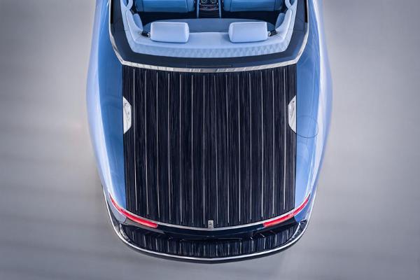 Meet The New Rolls-Royce Boat Tail, Just 3 Will Be Built - autojosh