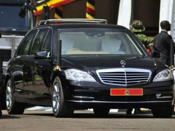 Museveni Rides In Open-topped SUV As 76-year-old Gets Sworn In For 6th Term As Ugandan President - autojosh