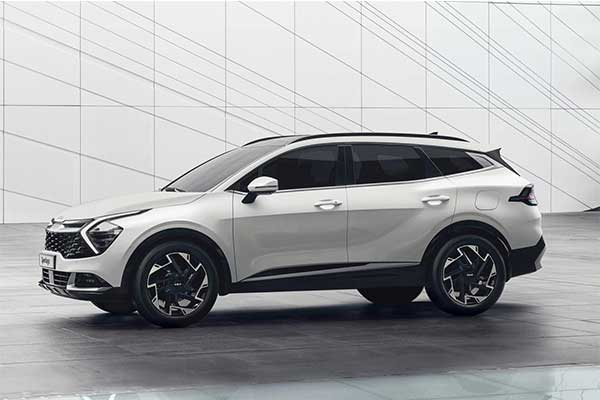 2022 Kia Sportage Finally Unveiled Looking More Radical Than Before