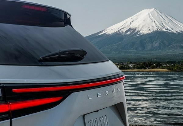 All-New 2022 Lexus NX SUV Teased Ahead Of Global Debut On June 11 - autojosh