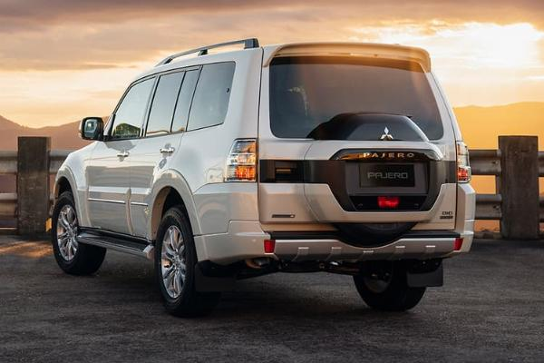 Mitsubishi Pajero SUV's 39-year Run Ends With This Special 2022 Final Edition - autojosh