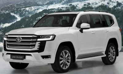 Buyers Must Agree Not To Sell Their 2022 Toyota Land Cruiser 300 To Avoid Falling Into The Hands Of Terrorists - autojosh