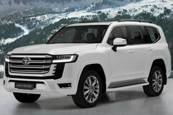 Fingerprint Engine Start, V-6 Engines, Here Are New Features In 2022 Toyota Land Cruiser 300 Series - autojosh