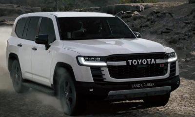 2022 Toyota Land Cruiser 300 SUV - autojosh