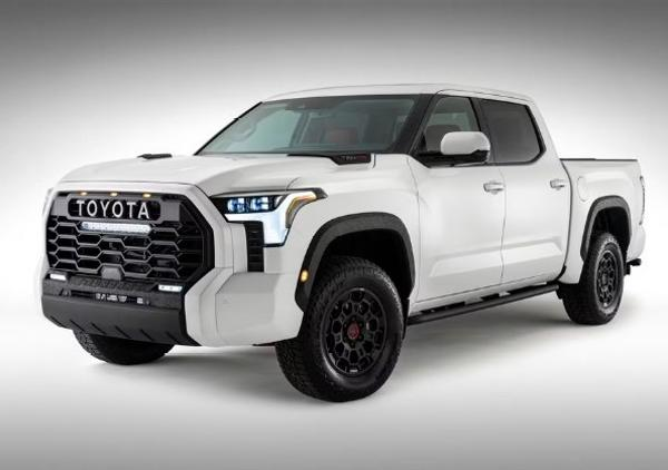 2022 Toyota Tundra Pickup Truck Revealed In First Official Photo - autojosh
