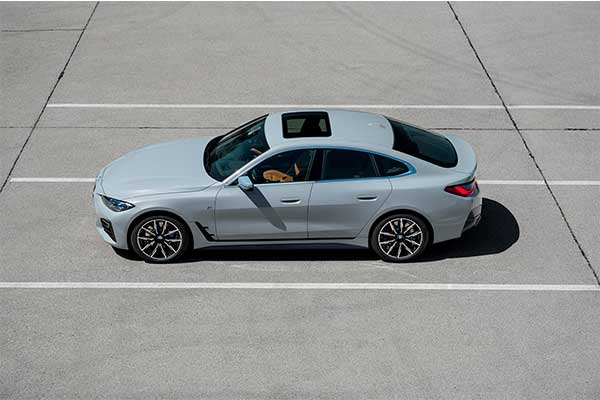 Behold The 2022 BMW 4-Series Gran Coupe Which Is More Practical And Than The 2-Door