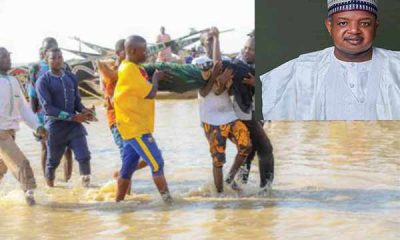 97 More Bodies Have Been Recovered In Warrah Boat Mishap - Kebbi State Governor - autojosh