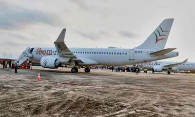 Two New Aircrafts Joins Ibom Air's Fleet, Gov. Emmanuel Promises To Add Ten More Before Tenure Ends In 2023 - autojosh
