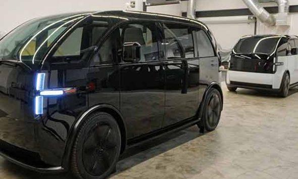 EV Startup Canoo Names VDL Nedcar As Contract Manufacturing Partner - autojosh