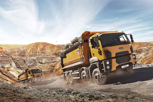 Ford Trucks Strengthening Its Position In Nigeria With Coscharis (PHOTOS)