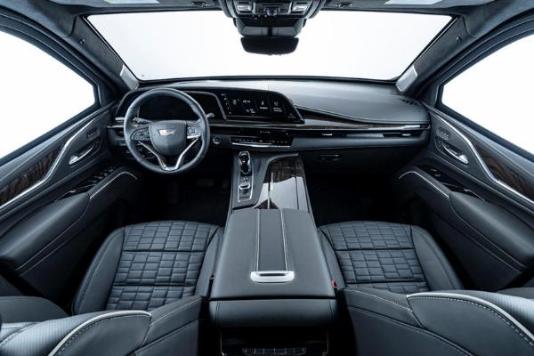 Amid Insecurity, INKAS Armored 2021 Cadillac Escalade Is Now Available On Special Requests - autojosh