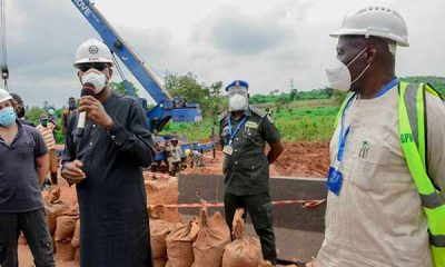 Investors Hails Ogun State Governor For Reconstructing Agbara-Lusada-Atan Road - autojosh