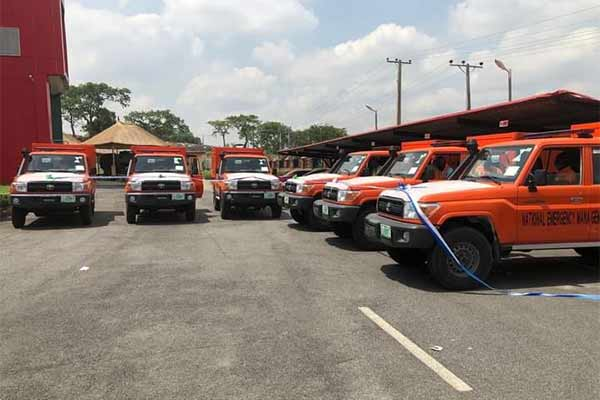 Japan Donates 9 Rescue Vehicles, Rescue Equipment, 4 Mobile Water Purifier Systems To Nigeria - autojosh