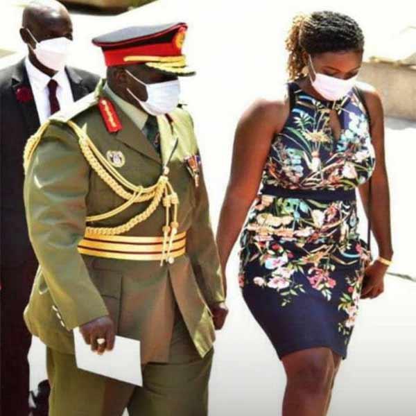 General Katumba Wamala's Land Cruiser Sprayed with Bullet by Gunmen, Got Injured His Daughter, Driver Killed In Uganda (PHOTOS)