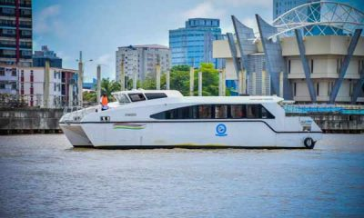 LAGFERRY To Transport Eagles To Cameroon For 2021 AFCON For Free - autojosh