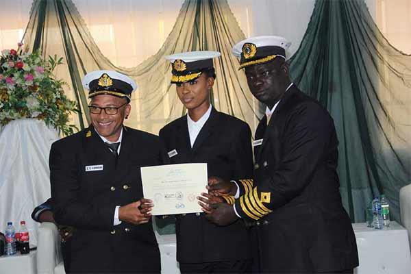 LTT Coastal, NPA, NIMASA Celebrates Nigeria's First Female Tugboat Captain - autojosh