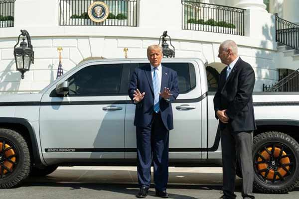 Lordstown Motors CEO And CFO Resigns After False Claims About Preorders Of Electric Endurance Truck - autojosh